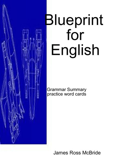 picture of blueprint for english