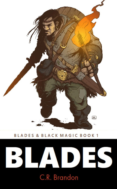 Blades: Blades & Black Magic Book 1