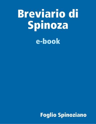 Breviario di Spinoza
