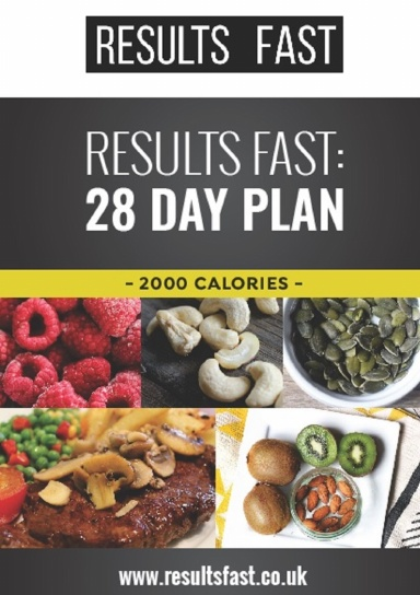 Results Fast 28 Day Plan 2000 Calories