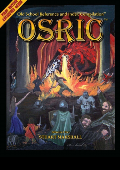 OSRIC VF 2