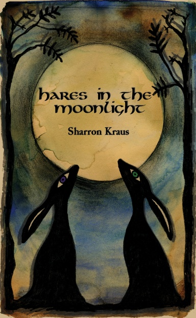 Hares In The Moonlight