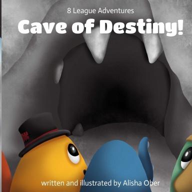 8 League Adventures: Cave of Destiny!