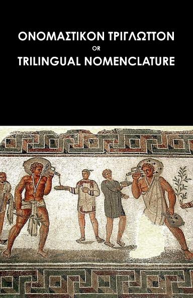 Trilingual Nomenclature