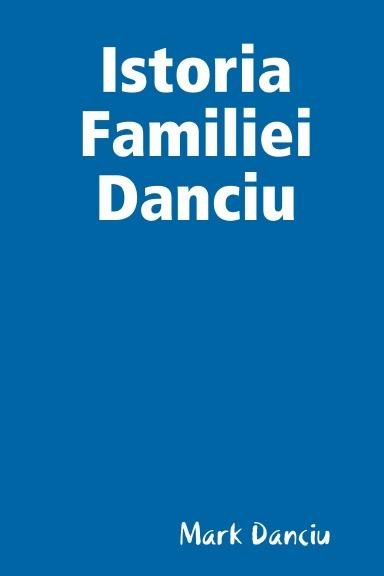 Istoria familiei