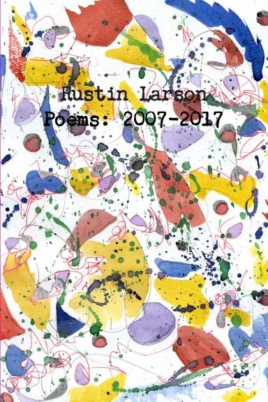 Poems: 2007-2017
