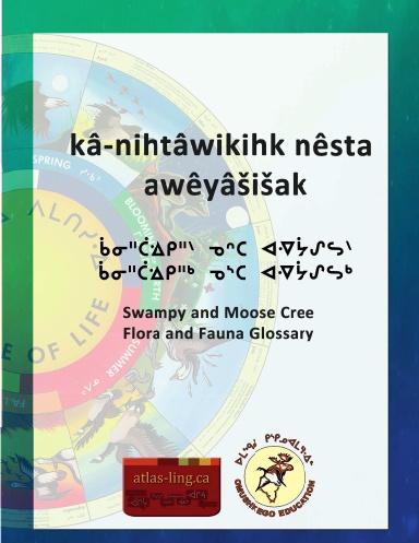 Swampy & Moose Cree Flora & Fauna Glossary