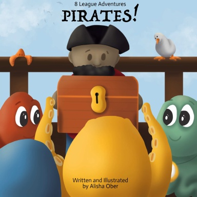 8 League Adventures: Pirates!