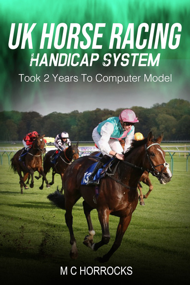 Handicap horse racing betting system week 10 betting picks